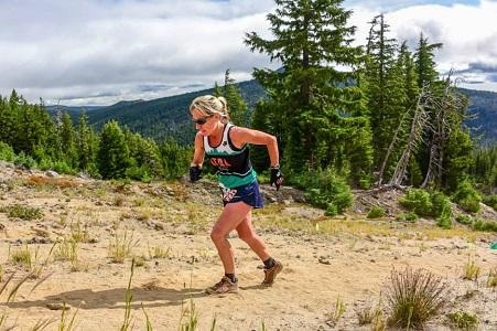 Nancy Hobbs - Trail Running