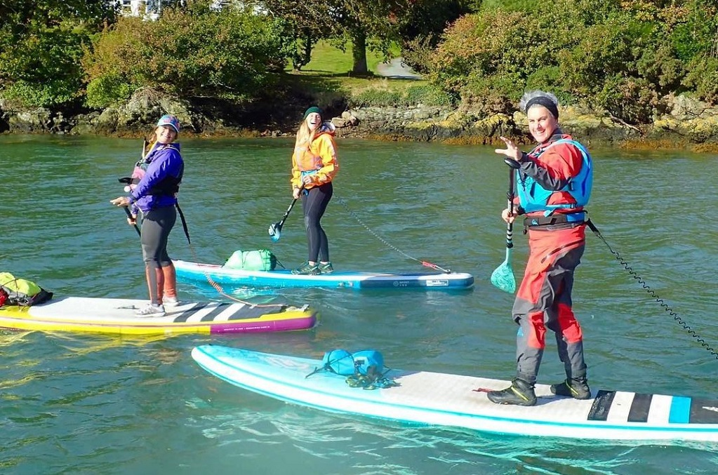 SUP Lass - Stand Up Paddle