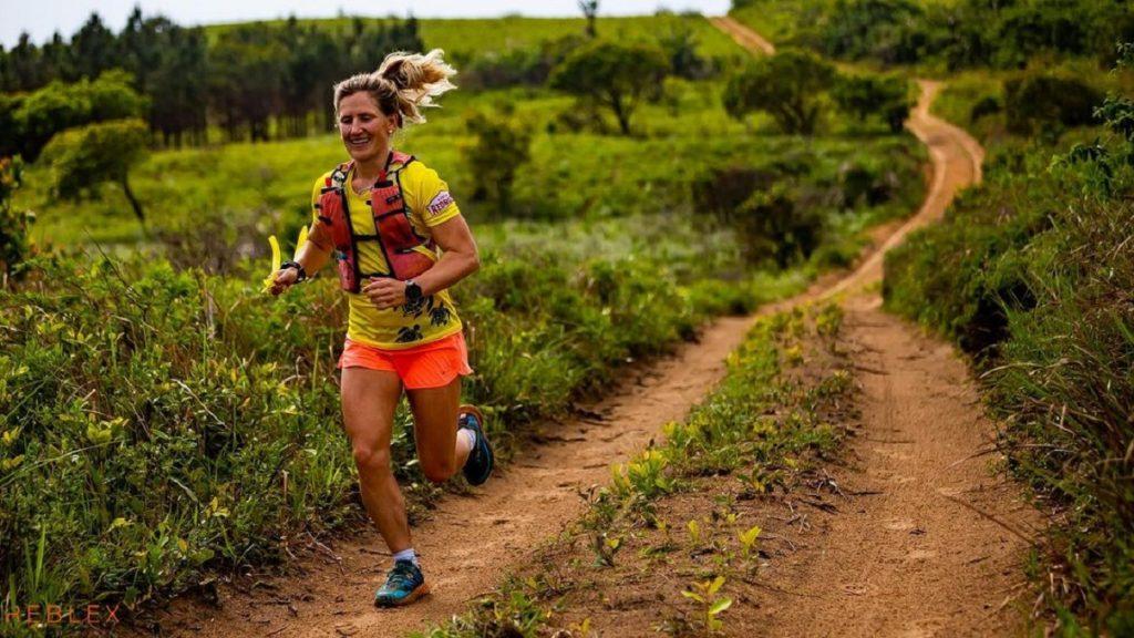 Ultra Runner Carla Molinaro