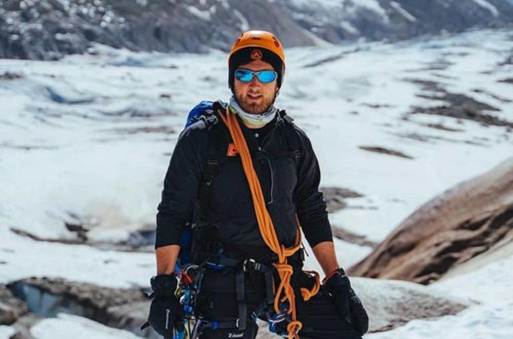 Social Good Adventurer - Isaac Kenyon