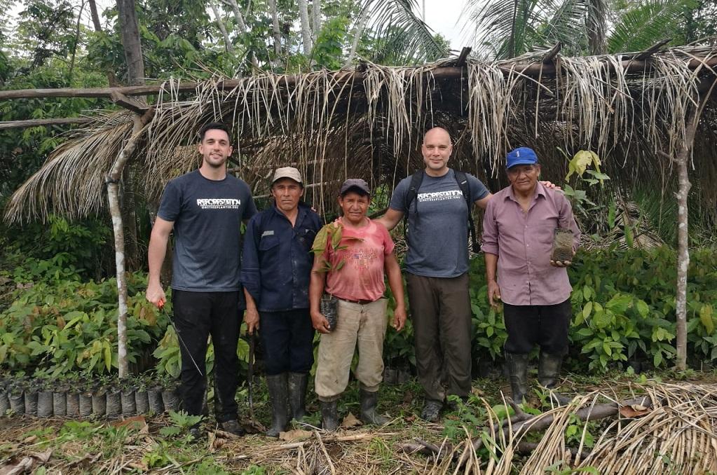 Tree Planting Social Entrepreneur - Matt Hill