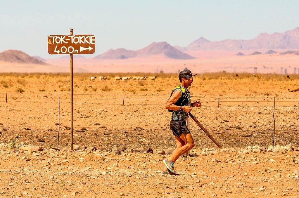 Ray Zahab - Adventurer & Ultra Runner