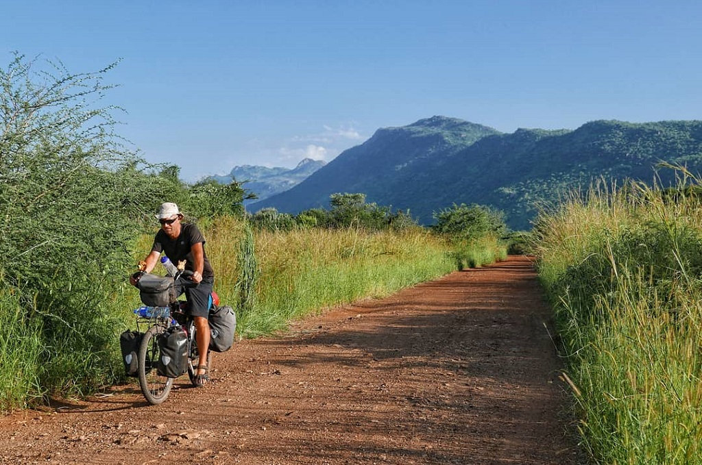 Peter Gostelow - Cycle Tourer